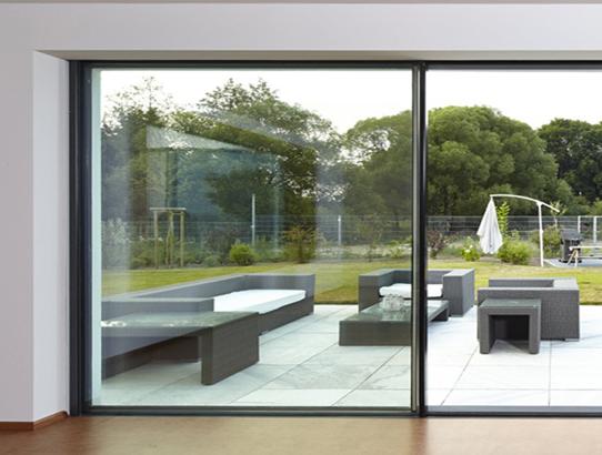 Baie coulissante aluminium : pour le confort de votre intérieur