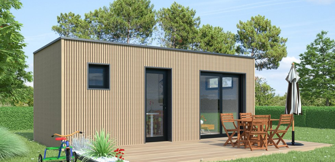 Studio de jardin clé en main : la solution pour une annexe économique