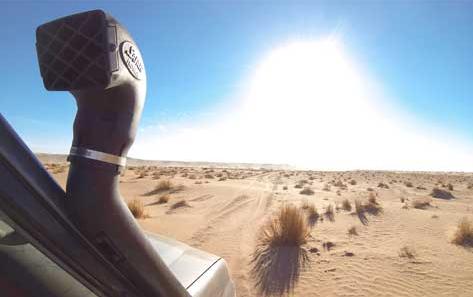 S'offrir un raid en 4×4 au Maroc