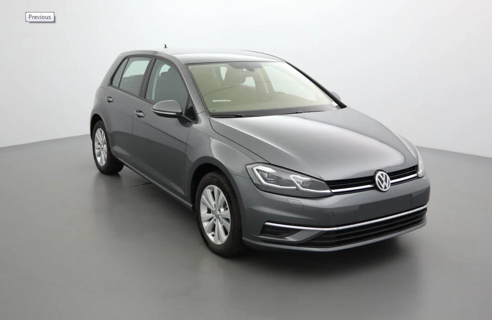 La future Volkswagen Golf 8 bientôt révélée au public