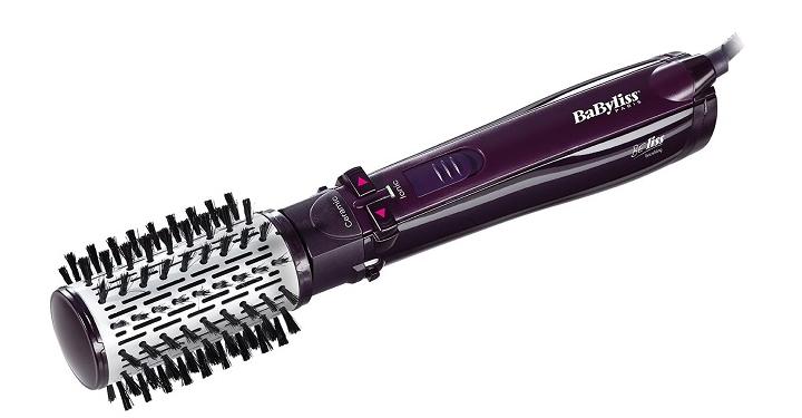 Pour des cheveux lisses ou ondulés, optez pour la brosse soufflante