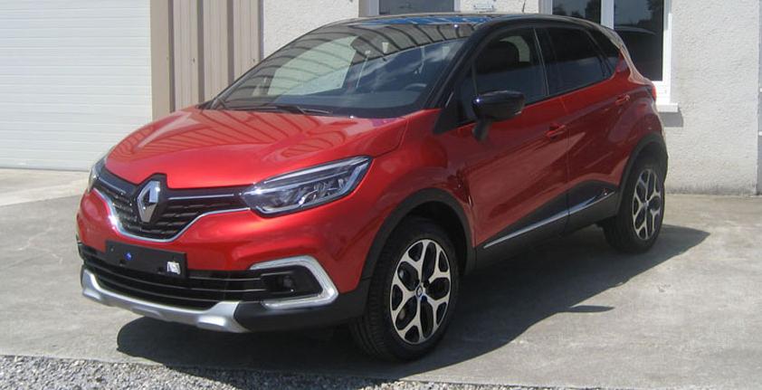 Envie d'acheter un Renault Capturneuf : consultez les offres d'un mandataire