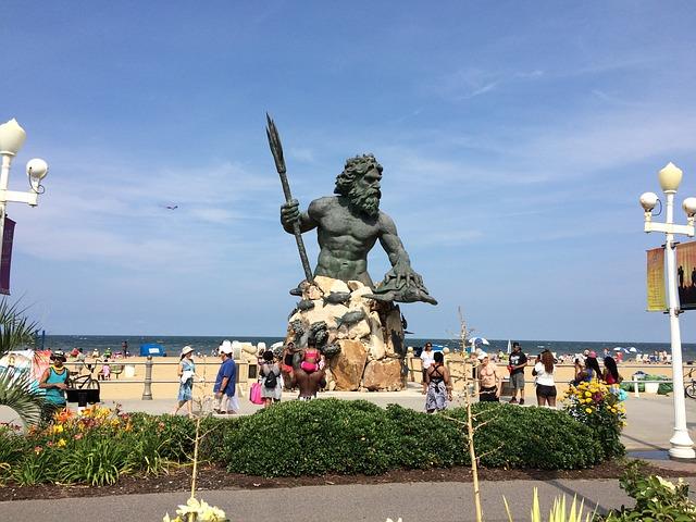 Séjour aux USA : que faire à Virginia Beach ?